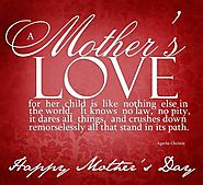 Happy Mothers Day Quotes 2017 – Mother Daughter Quotes | Happy Mothers Day Sayings for Mom