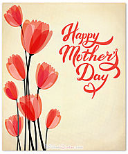 Happy Mothers Day Greetings 2017 - Mother's Day Wishes & Greeting Card Messages