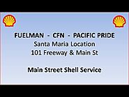 Fuelman Location in Santa Maria- CFN, Pacific Pride - 101 Fwy & Main St