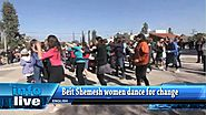 Beit Shemesh women dance for change