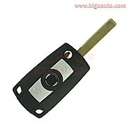 Refit remote key HU92 3 button for BMW