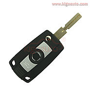 Refit remote key HU58 3 button for BMW