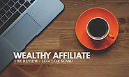 Wealthy Affiliate Review - Red Dot Geek