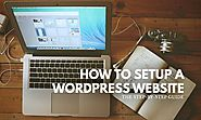 How to Setup a Wordpress Website (2018 update) - Red Dot Geek