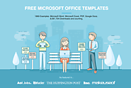 Free Microsoft Office Templates by Hloom.com