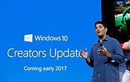 Micrososft Windows 10 Creators Update Goes Live April 11: Reports