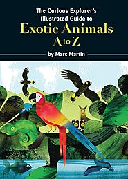 Children's Book Review, The Curious Explorer's Illustrated Guide to Exotic Animals