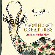 Children's Book Review, Magnificent Creatures: Animals on the Move!