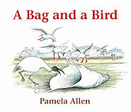 The Book Chook: Children's Book Review, A Bag and a Bird