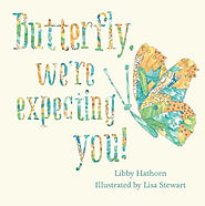 The Book Chook: Children's Book Review, Butterfly, We're Expecting You!