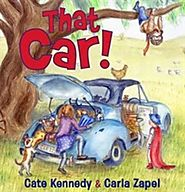 Children's Book Review, That Car