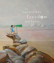The Book Chook: Children's Book Review, The Incredible Freedom Machines