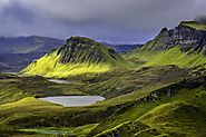 Isle of Skye (Scotland)