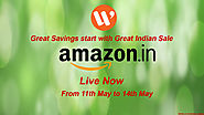 Amazon Coupons, Offers: Avail Exclusive Discount Codes Here