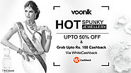 Voonik Coupons, Offers: Buy Shirt & Get Cashback Upto Rs 116
