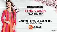 Shoppers Stop Coupons, Offers: Get Upto 80% Off + Rs 300 Cashback