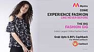 Myntra Coupons, Offers: Avail Cashback Upto 6.80% Now