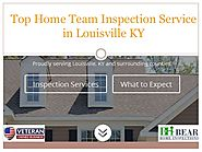 Top Home Team Inspection Service in Louisville KY