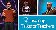 Top 10 TED Talks for Ed Tech