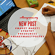 Colleen Graves: Hacking Poetry with Makey Makey
