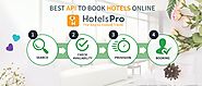 HotelsPro - Best API for Online Hotels Booking