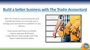 The Tradie Accountant Australia | Tradie Cash Flow