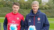 Wenger and Ramsey win monthly awards