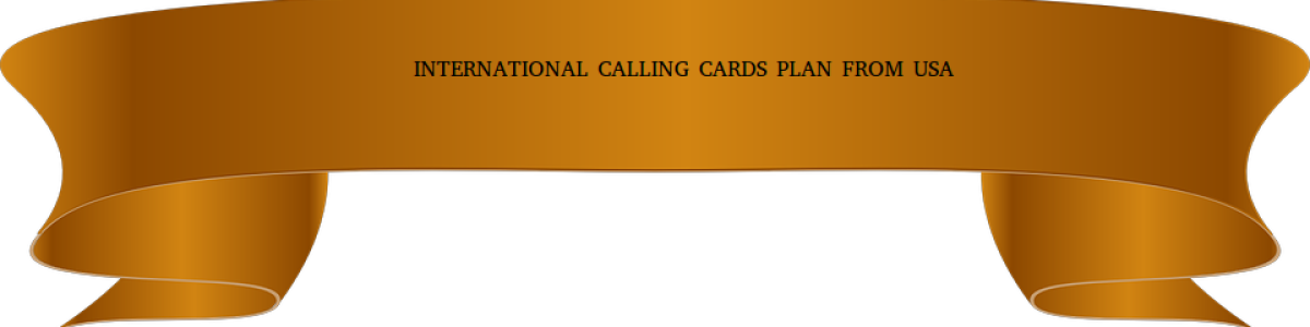 Headline for Why Should You Buy International Calling Plans?