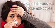 13 Best And Most Effective Home Remedies For Cold And Cough