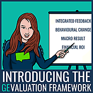 The Training Evaluation Framework of the Future: The GEvaluation Framework