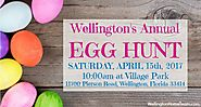 Wellington Florida Egg Hunt | Saturday, April 15th, 2017
