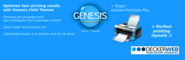 "WordPress › Genesis Printstyle Plus "" WordPress Plugins"
