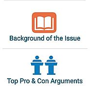 ProCon.org - Pros and Cons of Controversial Issues