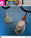 How To Wire Wrap Stones: Wire Wrapping Tutorials