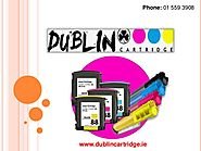 Ink Cartridges Dublin- Insure Right Cartridge for Your Printer