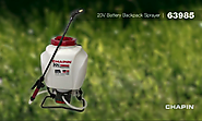 Chapin 63985 4 Gallon 20 Volt Backpack Sprayer Review - Backpack Sprayer Guide