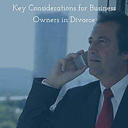 Business Owners In Divorce