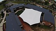 Premier Design Shade Structure In Melbourne