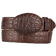 Ostrich Skin Belt- Durable And Fashionable Accessories