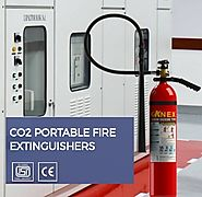 The Impeccable Co2 Fire Extinguisher