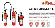 The Carbon dioxide fire extinguisher and its function of operation