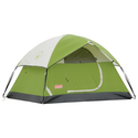 Coleman Sundome 2-Person Tent (Green, 7-Feet X 5-Feet)