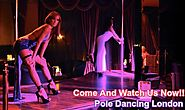 Watch Best Private Table Pole Dancing In London