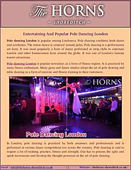 Best Place To Watch Pole Dancing In London