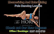 Mesmerizing And Entertaining Pole Dancing In London