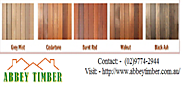 Different Characteristics of Timber Flooring Sydney
