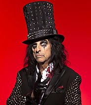 "Schools Out ""Alice Cooper"""