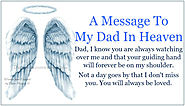 Happy Fathers Day To My Dad In Heaven | Best Ideas To Thanks Your Dad In Heaven