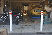Removable Bollards Photos Gallery - First Choice Bollards