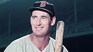 Who was the only player to pinch hit for Ted Williams?